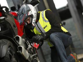 Consejos Fuchs Silkolene para circular con la moto en invierno