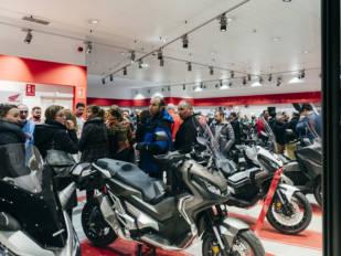 El concesionario oficial Honda Hakuba Motor abre sus puertas en Santander