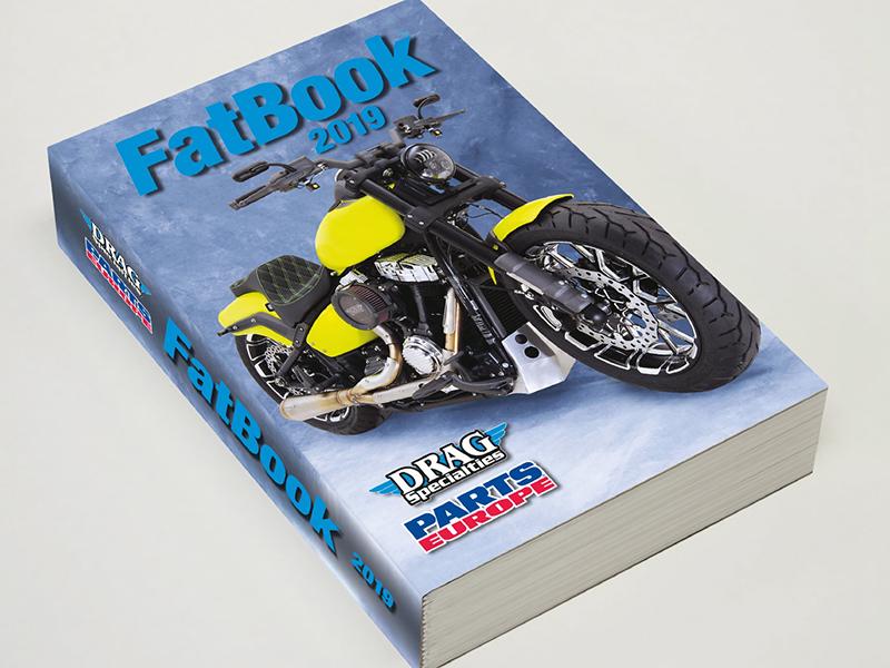 ¡Ya está aquí el catálogo FatBook 2019!