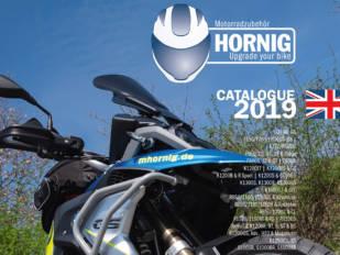 De todo en accesorios para BMW en el catálogo Hornig 2019