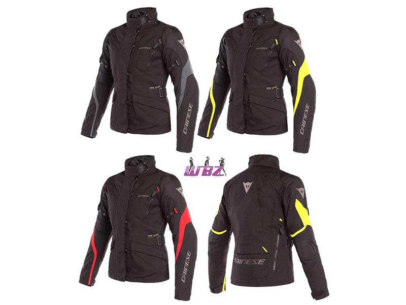 Las novedades WBZ: chaqueta Tempest 2 D-dry Lady de Dainese