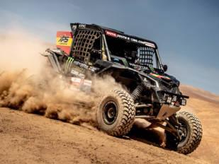 J.Juan triunfa en el Dakar copando las 19 primeras plazas en la categoría Side by Side