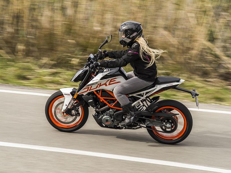 motoConsejo Texa: Sustitución del relé principal de inyección en una KTM 390 Duke