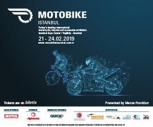 Motobike Istambul 2019