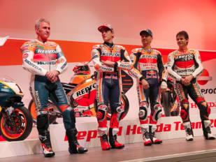 Yuasa patrocinará un año más al equipo Repsol Honda Team de MotoGP