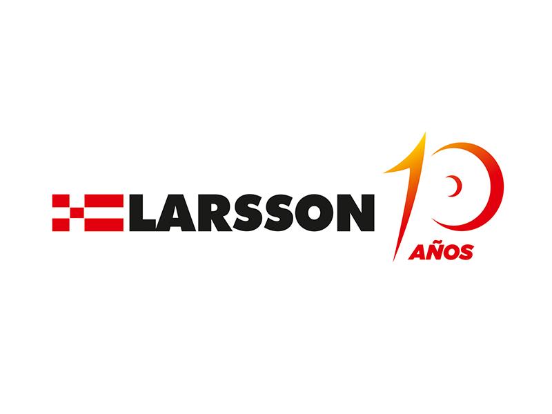 Larsson España cumple 10 años