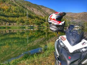 Ya te puedes apuntar al rallye turístico Dos Mares Pirineos promovido por Ducati