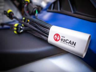 Motorvista presenta los cables ezCAN para varios modelos BMW