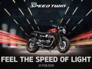Los concesionarios oficiales Triumph desvelan simultáneamente la Speed Twin