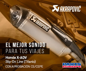 Parts Europe – Akrapovic
