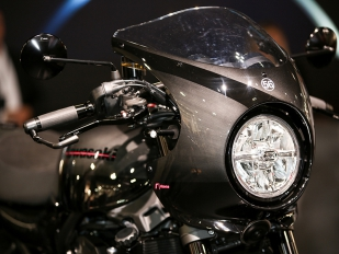 Rizoma embellece a la Kawasaki Z900 RS