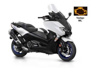 BertonBike Responde: Testigo de aviso de avería del motor (MIL) encendido en una Yamaha T-Max 530 (2017) y El acelerador electrónico (5ª parte)