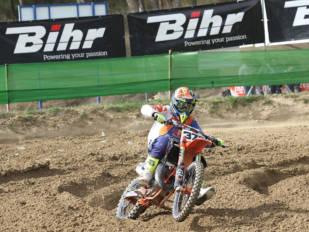 Bihr reafirma su apuesta por el motocross