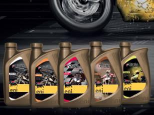Eni mejora las prestaciones de los lubricantes I-Ride con la tecnología Triple Tech