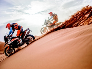De la KTM Adventure Rally al Rally Merzouga 2019, la KTM Ultimate Race 2019