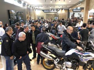 El salón de la moto Motobike Istanbul consolida su área de influencia