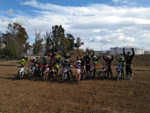 Formando a los pilotos de motocross del futuro
