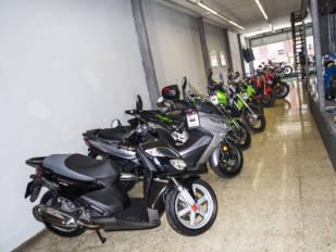 Las matriculaciones de motocicletas crecen un 17 por ciento en febrero