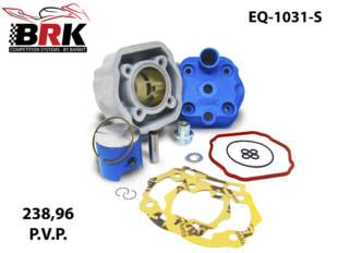 Barikit lanza los kits de motor BRK 4Race