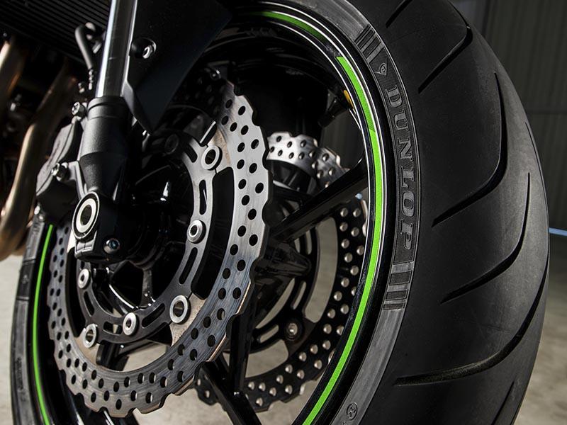Dunlop presenta su nuevo neumático Hypersport SportSmart Mk3