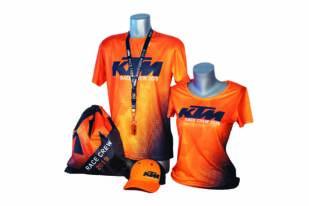 Las entradas de KTM para su Fan Tribune en el GP de Catalunya vienen con regalo
