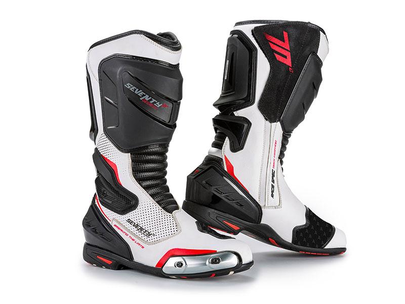 Seventy Degrees lanza sus nuevas botas racing SD-BR1