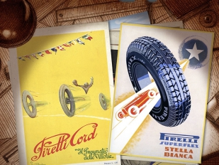 Pirelli presenta su historia en formato de serie de cinco episodios