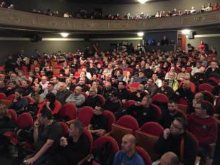 400 asistentes al briefing de la nueva edición de la Rider 1000