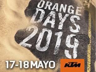 Ya están aquí los Orange Days 2019 de KTM