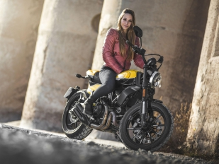 Ducati Scrambler Full Throttle: A todo gas
