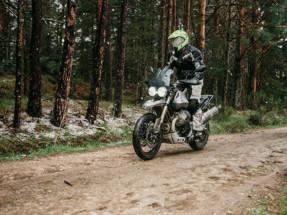 Moto Guzzi V85TT: La moto de Marco Polo