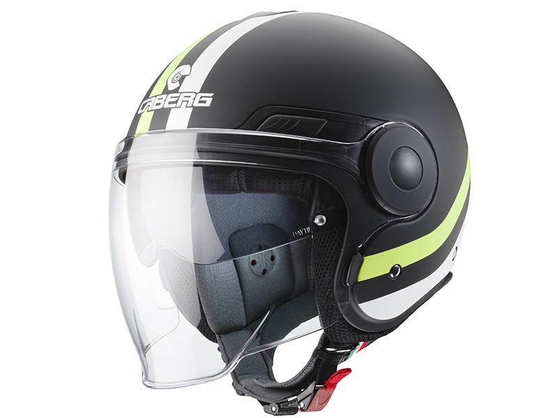 Comodidad para el día a día con el casco Caberg Uptown Chrono