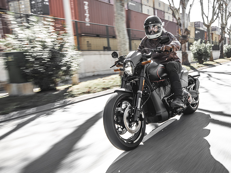 Harley-Davidson FXDR: Vuelta de tuerca