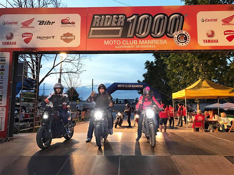 ¡Un día para la Rider 1000!