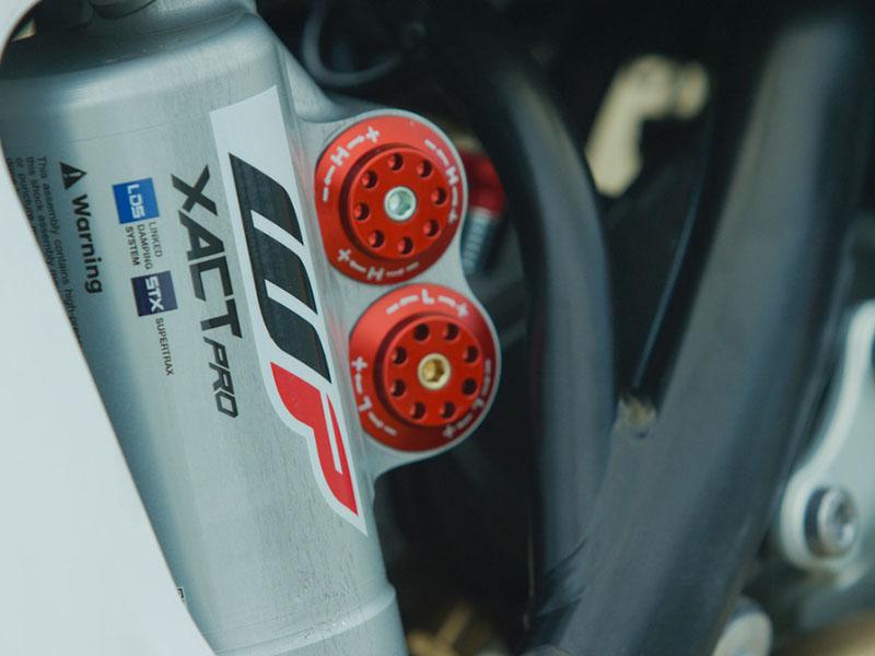 WP lanza la novedosa tecnología Supertrax para enduro y motocross