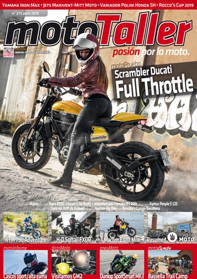 MotoTaller 275 – abril 2019