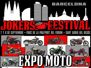 ¡Apúntate la fecha! Los días 7 y 8 de septiembre se celebrará el Jokers Festival en Barcelona