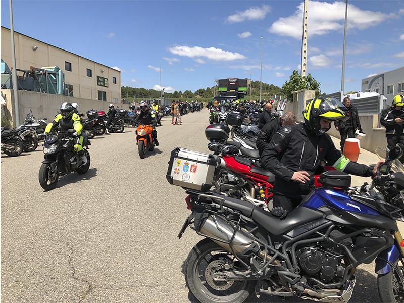 Las matriculaciones de motocicletas crecen un 4,3% en mayo