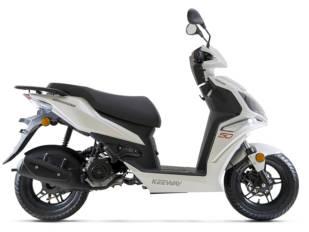 Keeway UrbanBlade, una propuesta ideal de primera moto