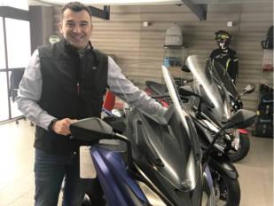Manell Motor es el nuevo concesionario oficial Kymco en Coruña