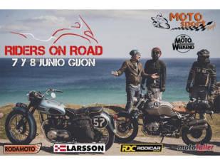Agenda motera del fin de semana: nos hemos apuntado a la Riders on Road en Gijón