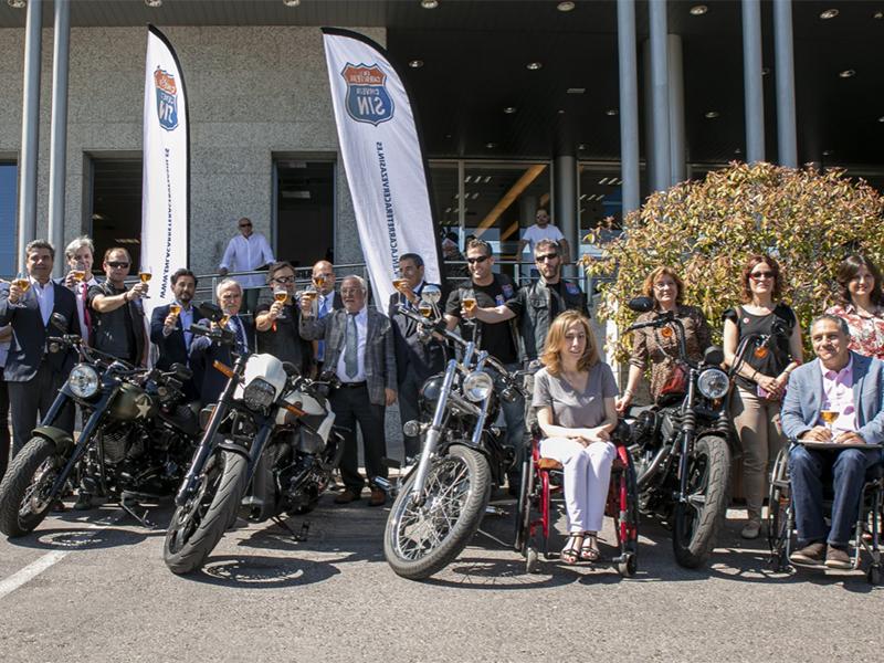 """La campaña """"En la carretera, cerveza SIN"""" prestará especial atención a los motoristas y ciclistas"""