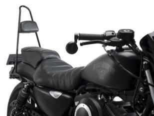 Customaccess presenta una gama de respaldos y parrillas para Harley-Davidson