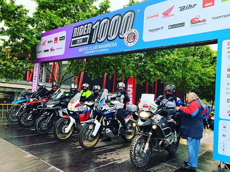 Crónica Rider 1000: Participamos en nuestra primera 700