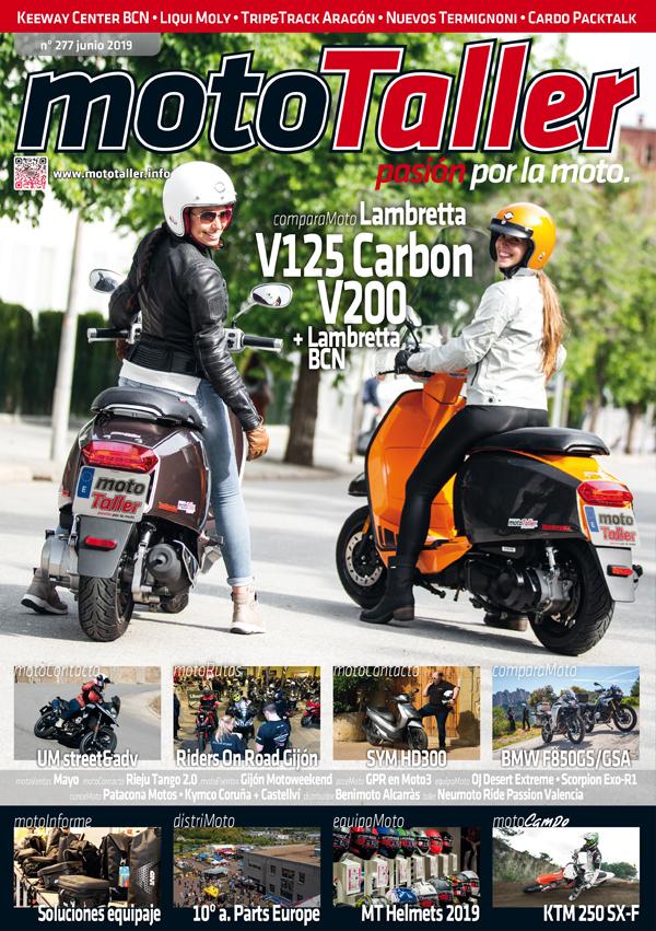 MotoTaller 277 – junio 2019