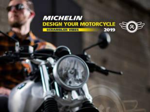"""""""Design your Motorcycle"""" el concurso de Michelin dirigido a preparadores de motocicletas"""