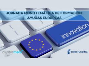 Clustermoto organiza la Jornada Monotemática de Formación: Ayudas europeas