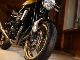 El TT100 GP Radial de Dunlop es su neumático retro más moderno