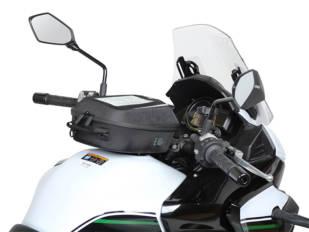 El Pin System de Shad para Kawasaki