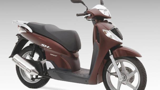 motoConsultas BertonBike: Reducir el nivel de CO de una Honda SH 125 de 2006